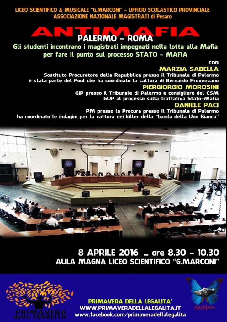 Antimafia - Palermo . Roma